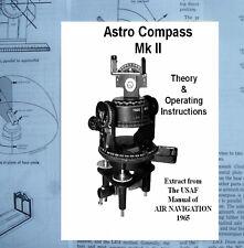 Astro Compass USAF