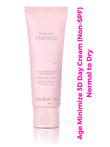 Mary Kay Timewise Age Minimize 3D Day Cream Normal - Dry (NON SPF) FREE SHIPPING