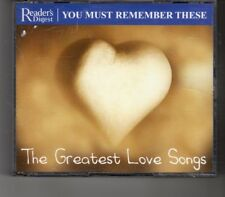 (HP666) The Greatest Love Songs - 2005 Reader's Digest CD set