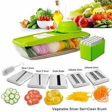 Vegetable Slicer Mandoline Healthy Food Kitchen Cutter Blade Professional
