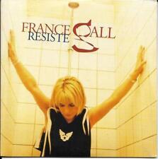 CD CARTONNE CARDSLEEVE 2T FRANCE GALL RÉSISTE (MICHEL BERGER) 1997 NEUF SCELLE