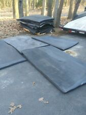 Industrial Rubber Mats (Various sizes and thicknesses)