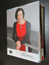 69027 Angelika Glöckner Politik original signierte Autogrammkarte