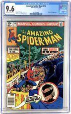 Amazing Spider-Man #216 CGC 9.6 NM+
