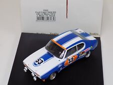 1/43 Trofeu Ford Capri 2600 RS 1972 LeMans J.Mass / H.J.Stuck #53 TRF 2303