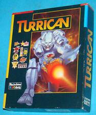 Turrican - Commodore Amiga 500 A500 - PAL