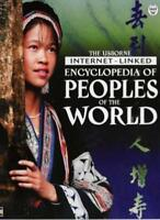 Usborne Book of Peoples of the World: Internet Linked By Anna Claybourne, Gilli