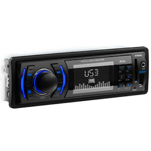 Boss Audio 612UA Single-DIN MECH-LESS Multimedia Player (no CD or DVD)