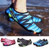 Water Shoes Skin Socks Quick-Dry Aqua Beach Swim Sports Vacation Barefoot Unisex