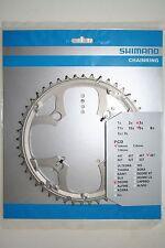 Hoja de cadena SHIMANO Deore fc-M 510 48 dientes plata nuevo