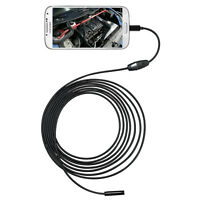 5.5mm 7mm 720P Android OTG Endoscope Waterproof Borescope Inspection Camera USA