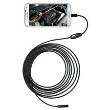 Waterproof Bore scope Endoscope Inspection Camera for Android OTG HTC M8 M9 M7