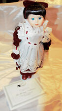 """Heritage Collection - Best Friends Kate Doll  approx14"""" porcelain doll"""