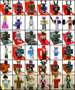 ROBLOX & Roblox Celebrity Blind Mystery Figure Series 1 2 3 4 5 6 7 8 WITH CODE