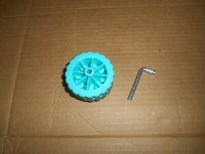Baby Einstein Walker Rear 1 Caster/wheel Replacement Part 1 caster/wheel only
