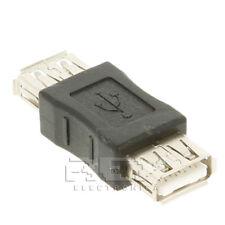 Adaptador USB 2.0 Hembra a Hembra Conector Extensión v215