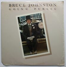 Bruce Johnston Beach Boys Sealed Columbia Solo LP 1977