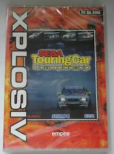 Sega Touring Car Championship Pc Cd-rom Racing Juego Nuevo Y Sellado Uk!