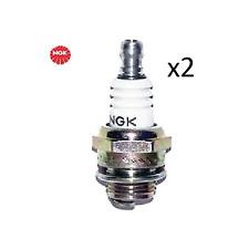 2 Pack NEW GENUINE NGK Replacement SPARK PLUGS BP7ES