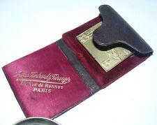 Medaille plaque Argent Vermeil PATRIA Hippolyte Lefervre Arthus Bertrand Berange