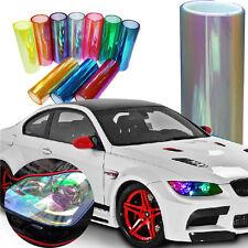 Clear Chameleon Car Smoke Fog Light Headlight Taillight Tint Vinyl Film  Sticker