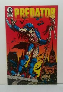 Predator 1 1989 2nd Print Dark Horse 1989) 1st PREDATOR appearance comics #1 key
