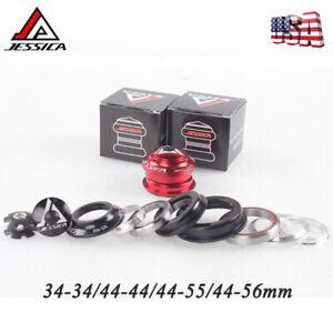"JESSICA MTB/Road Bicycle Internal Aluminum Headsets 1-1/8"" Threadless Frame Part"