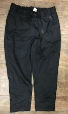 Nike NikeLab Collection Woven Pants Black AO0812 010 Men's LARGE NWT ($150)