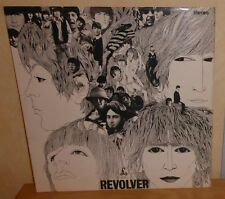Beatles: PCS 7009: Revolver. -1/-1 Matrix Stereo Original 1st. Dr. Robert Cover