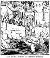 John D Batten Page 100 Fairy Art A4 Photo Print