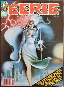 Eerie #138 F/VF 7.0 (Warren 1983) Sherlock Holmes! Low Distribution!