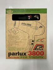 Parlux 3800 EcoFriendly - Black