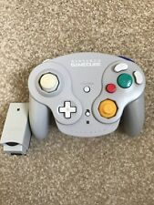Nintendo Gamecube Wavebird And For Wii Complete With Receiver - UK PAL (REF:A1)