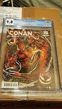 Conan 4 CGC 9.8 NM ++ Near Mint ++ Variant Edition Cover Spider-man Red Goblin