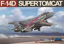 AMK OTHER 88007 1/48 SCALE MODEL F-14D SUPER TOMCAT Fighter PLANE MODEL 2019 NEW
