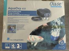 Oase AquaOxy 450 Aeration System - Air Pump with Tubing and Air Stones