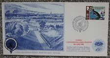 150th Anniversary London & West Croydon Railway Postal Commemorative Cover 1989