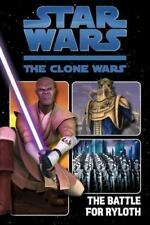 Star Wars the Clone Wars: The Battle for Ryloth by Zachary Rau (2009, Paperback)