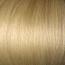 "18"" #24 Natural Blonde Straight Stick Tip Human Hair Extensions Pre-bonded NEW"