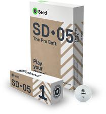 Seed SD-05 The Pro Soft Golf Balls - 1 Dozen