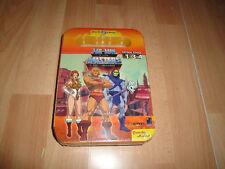 HE-MAN Y LOS MASTERS DEL UNIVERSO EN DVD CON LOS DISCOS 3-4 NUEVA PRECINTADA