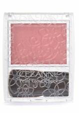 CEZANNE Pearl Glow Cheek Blush P1 Gold Peach 2.4g Makeup Cosmetics