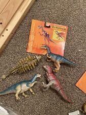 Disney Dinosaur Film Action Figures Set Genuine Disney Toys