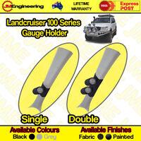 """Ute Gauge Holder Pillar Pod CLIP ON 52mm 60mm 2/"""" inch Holden VE Commodore"""