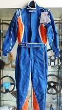 TUTA SPARCO SPRINT RS-2 OMOLOGATA FIA TG 60 - RACING SUIT SPRINT FIA 8856-2000