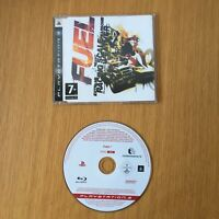 Fuel PROMO COPY Sony PS3 PlayStation 3 game