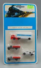Bachmann N Scale 42511 Truck Set #1 Train Model Railroad SEALED