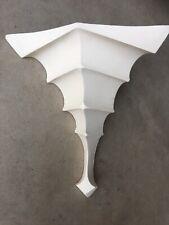 "Ekena Millwork Spanish Sconce18x12"" Architectural Urethane Indoor/Outdoor New"
