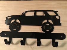 Toyota 4 Runner Custom Metal key Hangers Or Dog Leash Wall Decor
