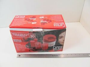 Caruso ProSet 30 Professional Molecular Steam Hairsetter 30 Rollers